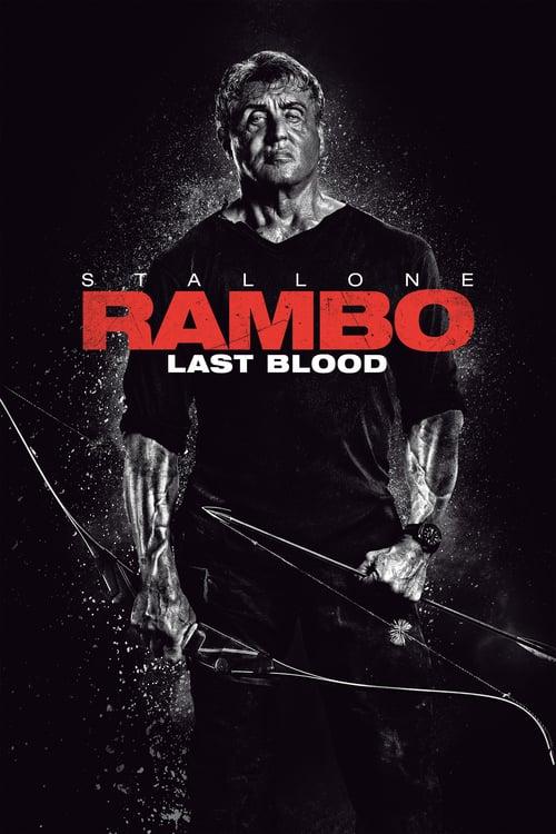 Rambo: Last Blood poster