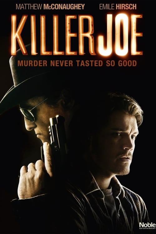 Póster película Killer Joe