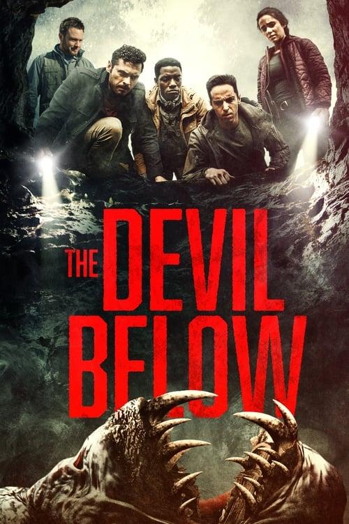 Póster película The Devil Below