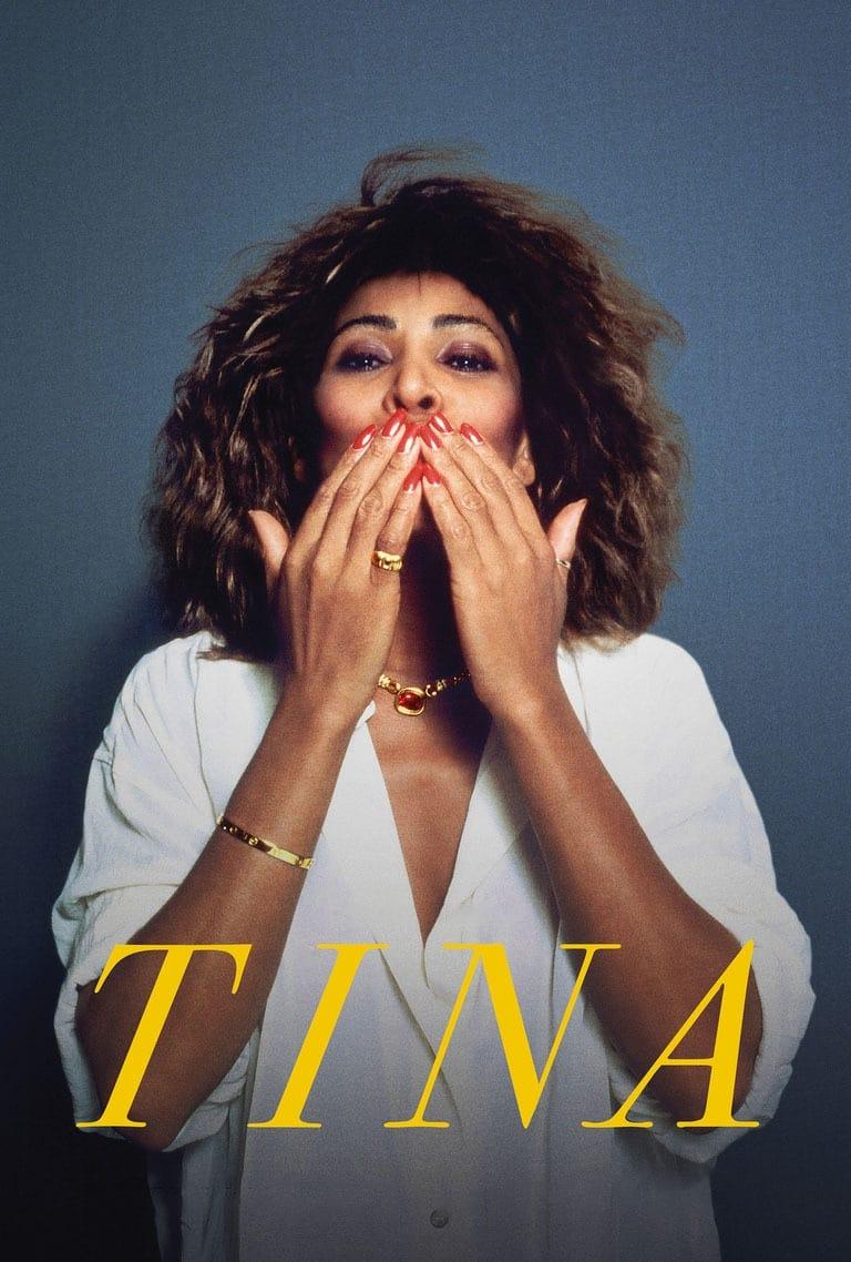 Póster película Tina