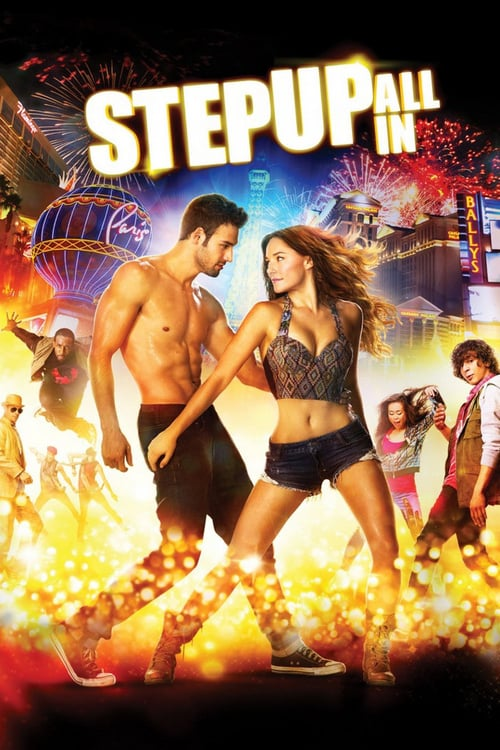 Póster película Step Up All In