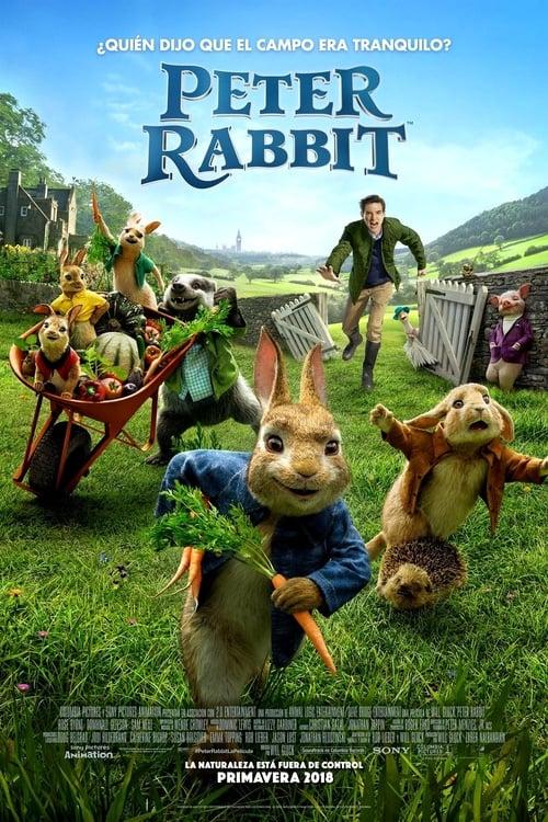 Peter Rabbit poster