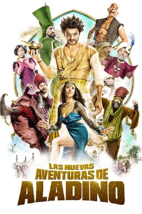 Las nuevas aventuras de Aladino poster