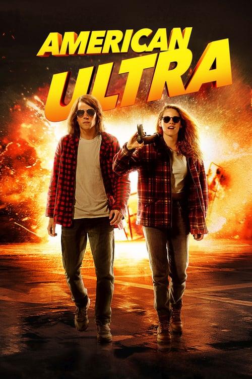 American Ultra poster