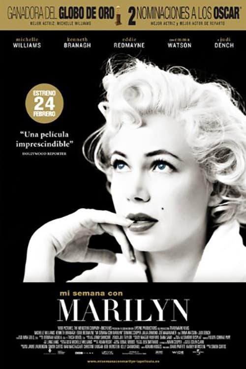 Mi semana con Marilyn poster