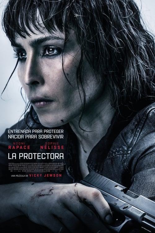 Póster película La protectora
