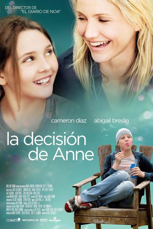 La decisión de Anne poster