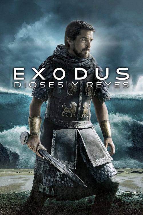 Exodus: Dioses y reyes poster