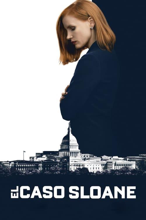 Póster película El caso Sloane