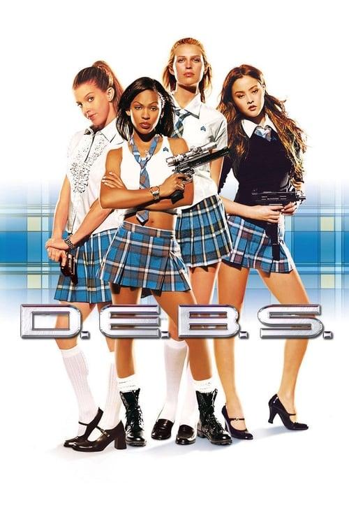 D.E.B.S. (Espías en acción) poster