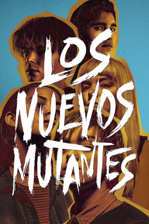 Los nuevos mutantes poster