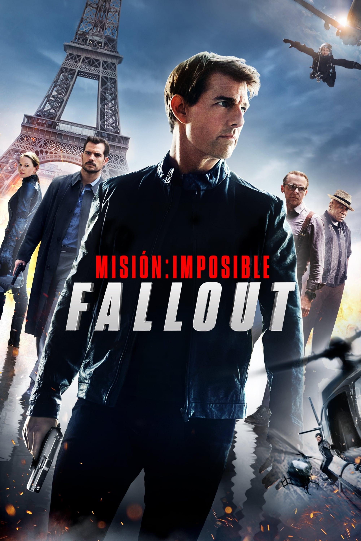 Póster película Misión imposible: Fallout