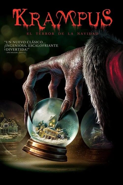 Krampus: Maldita Navidad poster