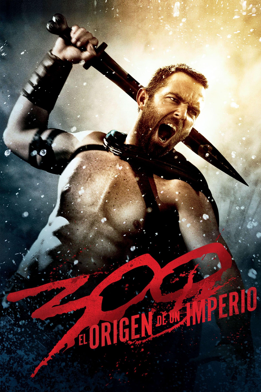 Póster película 300: El origen de un imperio