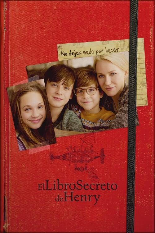 El libro secreto de Henry poster