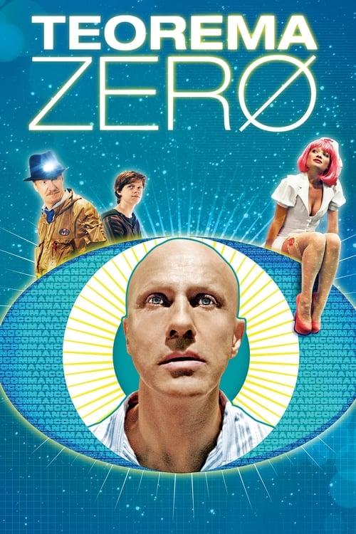 Teorema zero poster