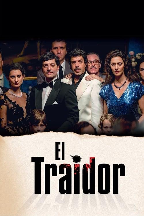 El traidor poster