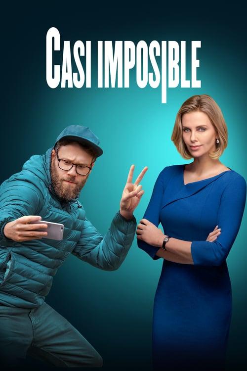 Póster película Casi imposible