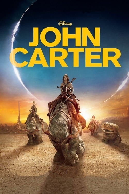 Póster película John Carter