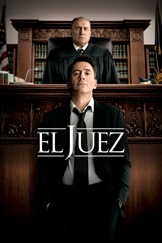 El juez poster