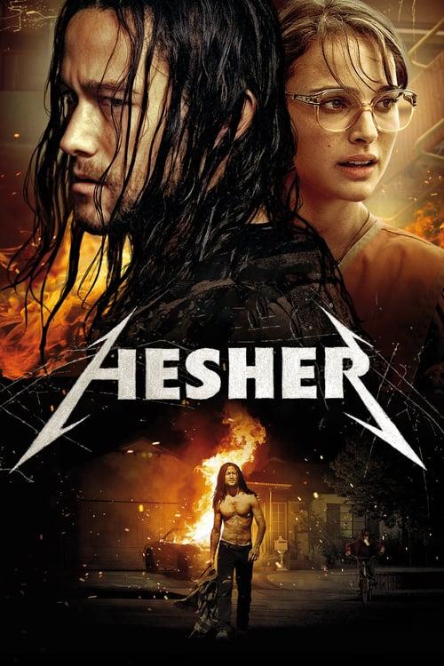 Póster película Hesher