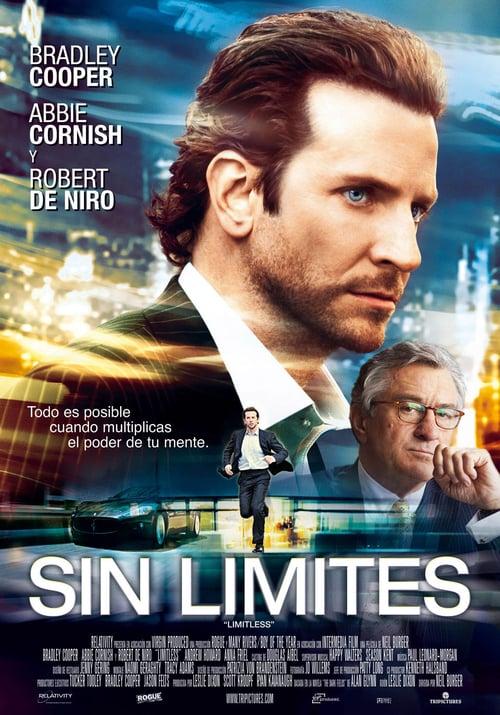 Póster película Sin límites