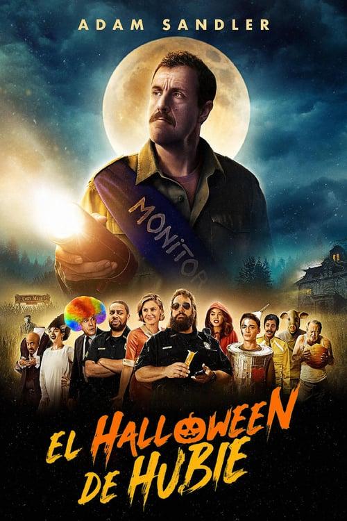 El Halloween de Hubie poster