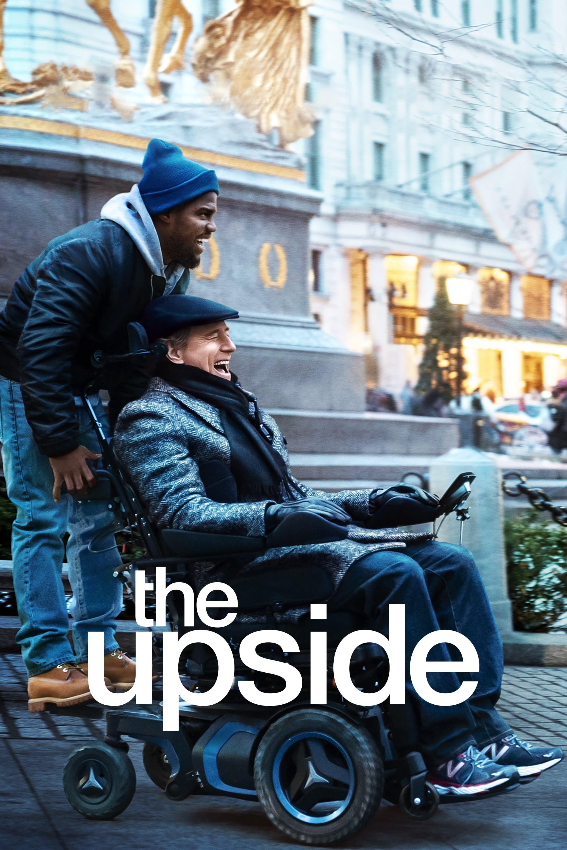 Póster película The Upside