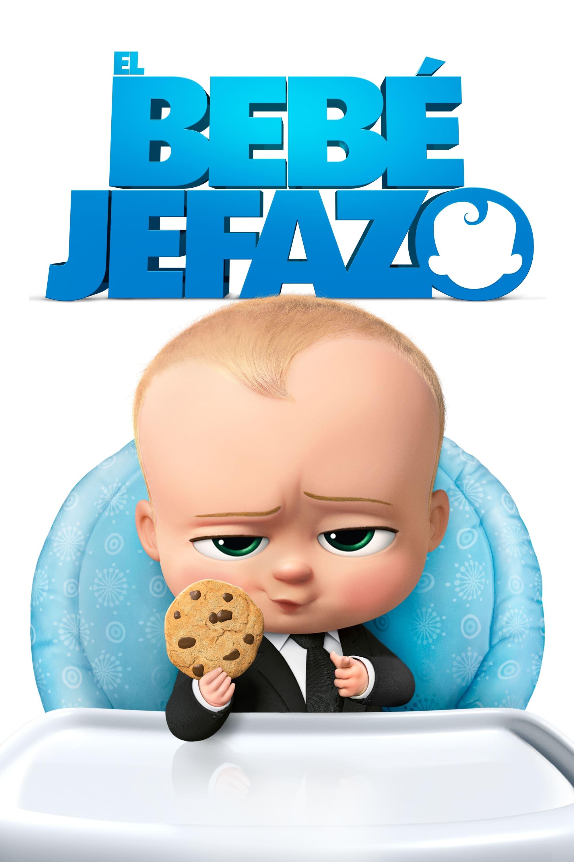 Póster película El bebé jefazo