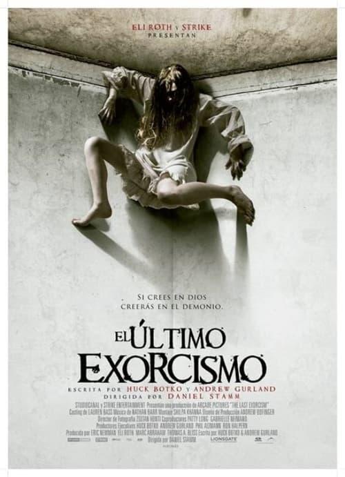 Póster película El último exorcismo