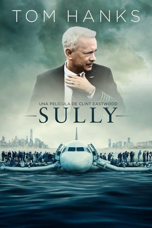 Póster película Sully