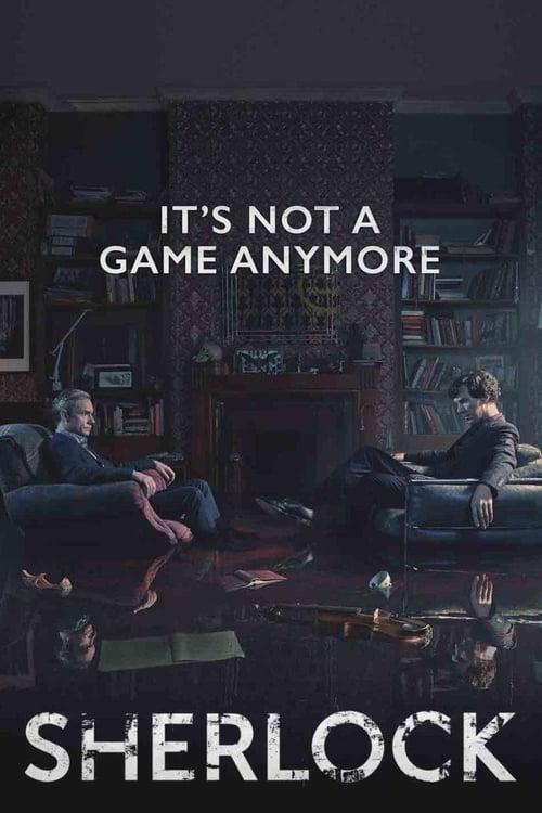 Sherlock: El problema final poster