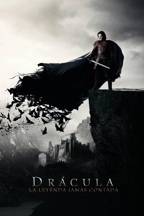 Drácula, la leyenda jamás contada poster
