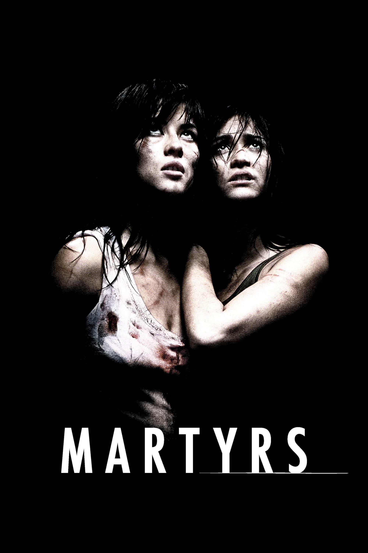 Póster película Martyrs (Mártires)