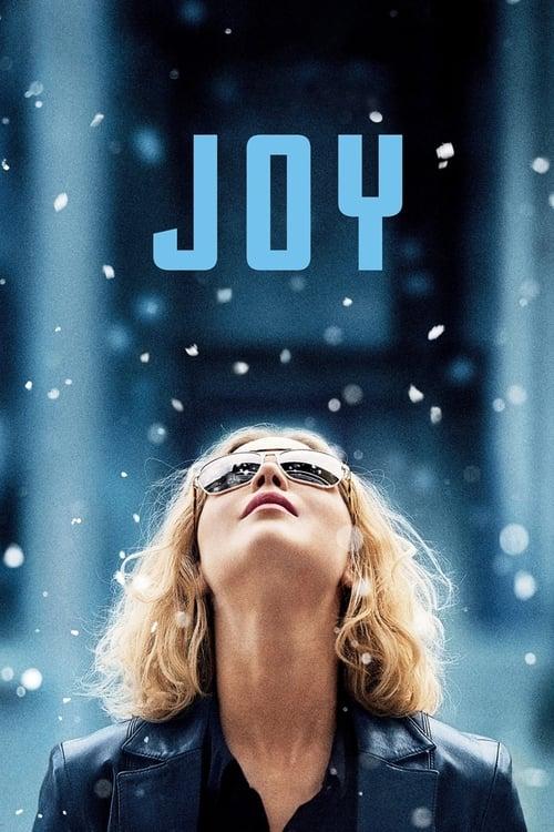 Póster película Joy
