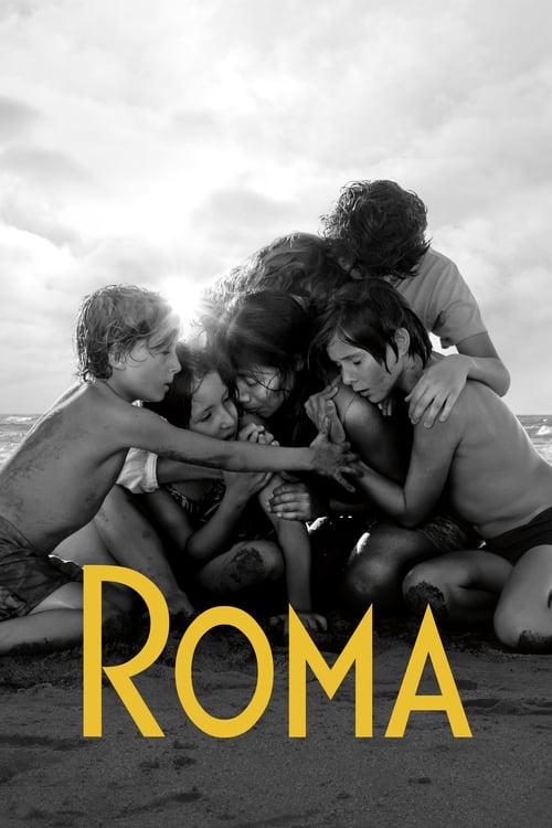 Póster película Roma