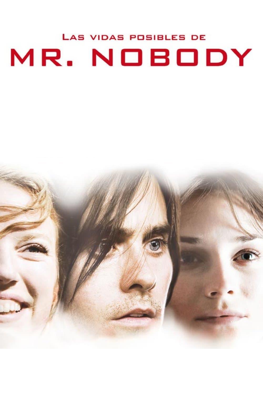 Póster película Las vidas posibles de Mr. Nobody