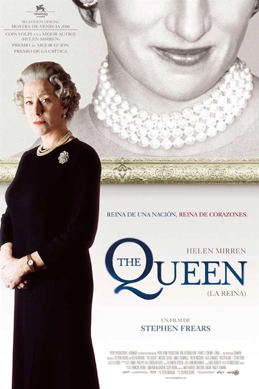 Póster película The Queen (La Reina)
