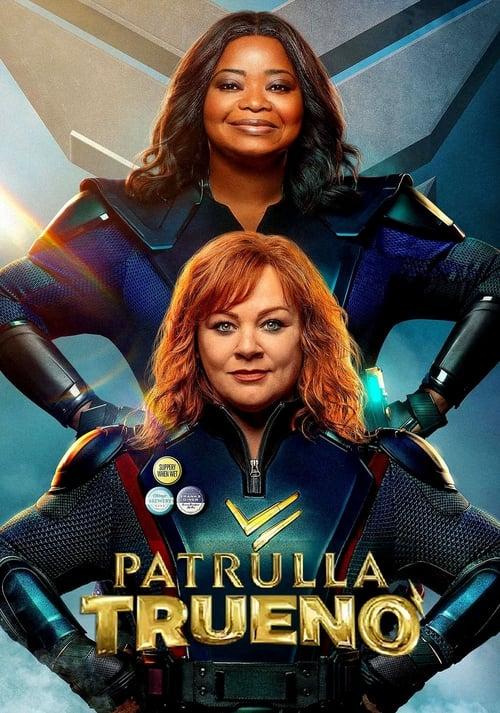 Patrulla Trueno poster