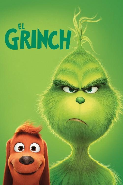 El Grinch poster
