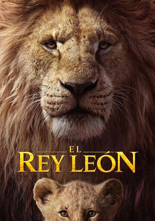 El Rey León poster