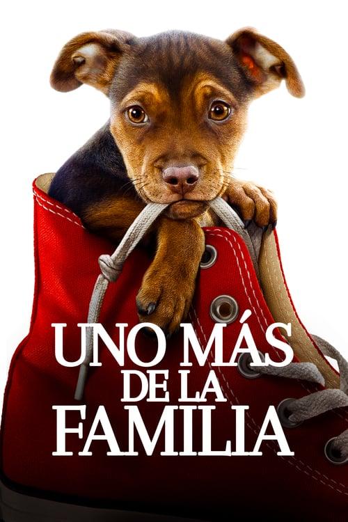 Uno más de la familia poster