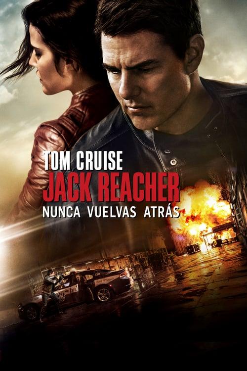 Póster película Jack Reacher: Nunca vuelvas atrás