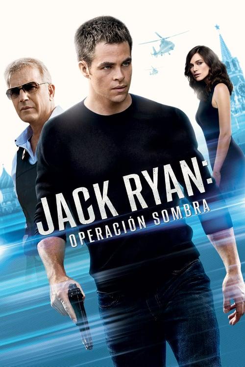 Jack Ryan: Operación sombra poster