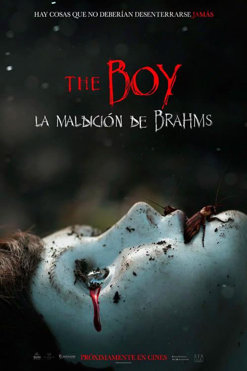 The Boy: La maldición de Brahms poster