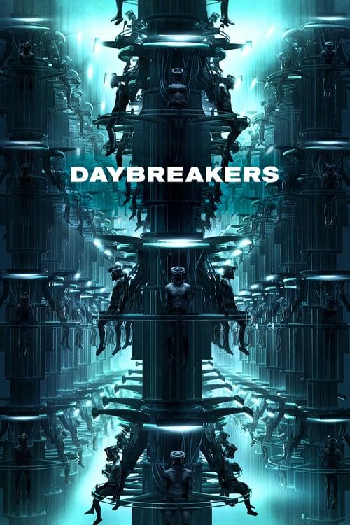 Póster película Daybreakers