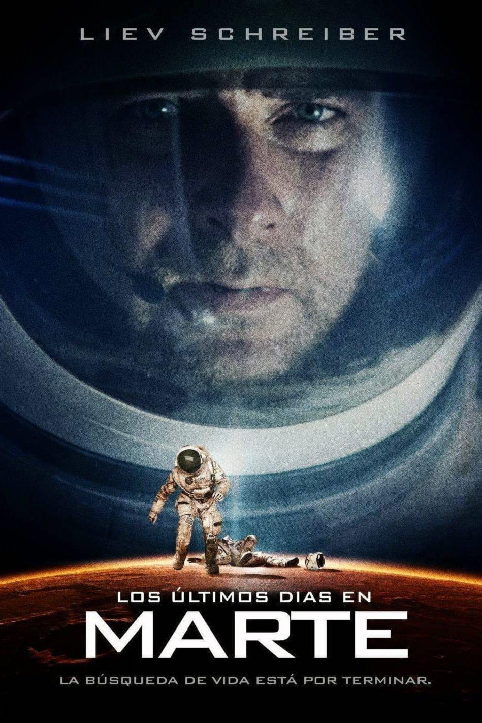 Los últimos días en Marte poster