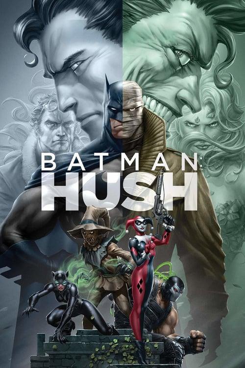 Póster película Batman: Hush