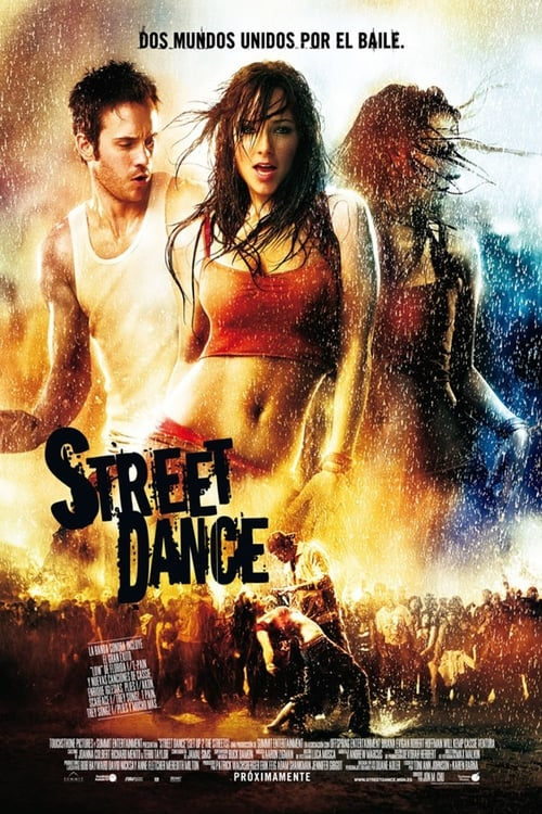 Póster película Street Dance