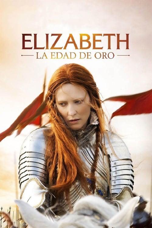 Póster película Elizabeth: La edad de oro